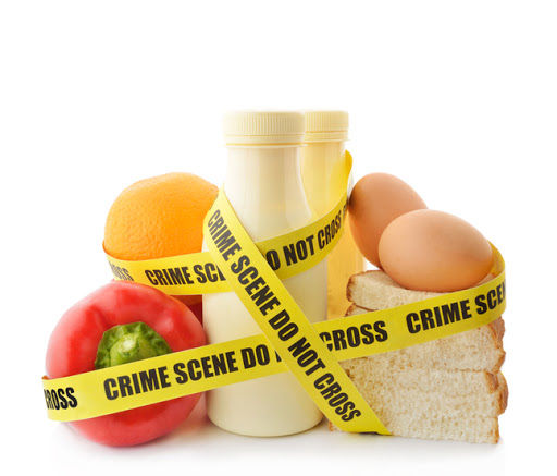 intolleranze alimentari  on line