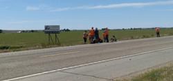 Highway Clean up 2.6-12-21