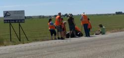 Highway Clean up 5.6-12-21