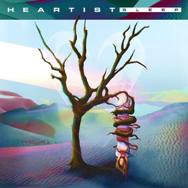 Heartist - Sleep EP - Front