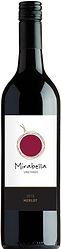 Mirabella Merlot red wine 2015 Vintage