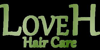 Love H logo Hair Loss Control Hair Care Solution