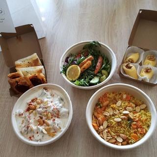 Rajaa's Food Box