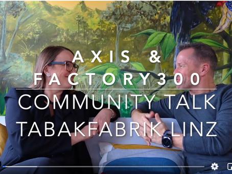 Community Talk Tabakfabrik Linz 02/2020