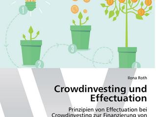 aus dem Archiv - Publikation zum Thema Crowdinvesting & Effectuation