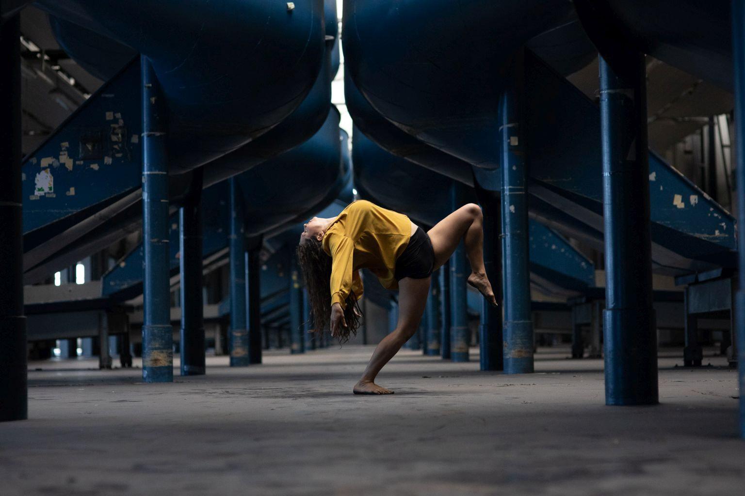 Contemporary Dance - ADVANCED