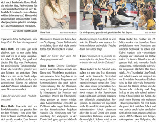 10 Jahre RedSapata Tanzfabrik // DO 22.3.18 // 20 Uhr @ Posthof Linz