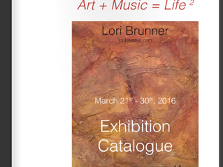 Art + Music = Life Squared