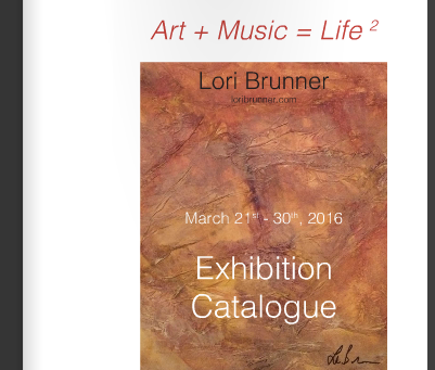 Art + Music = Life Squared