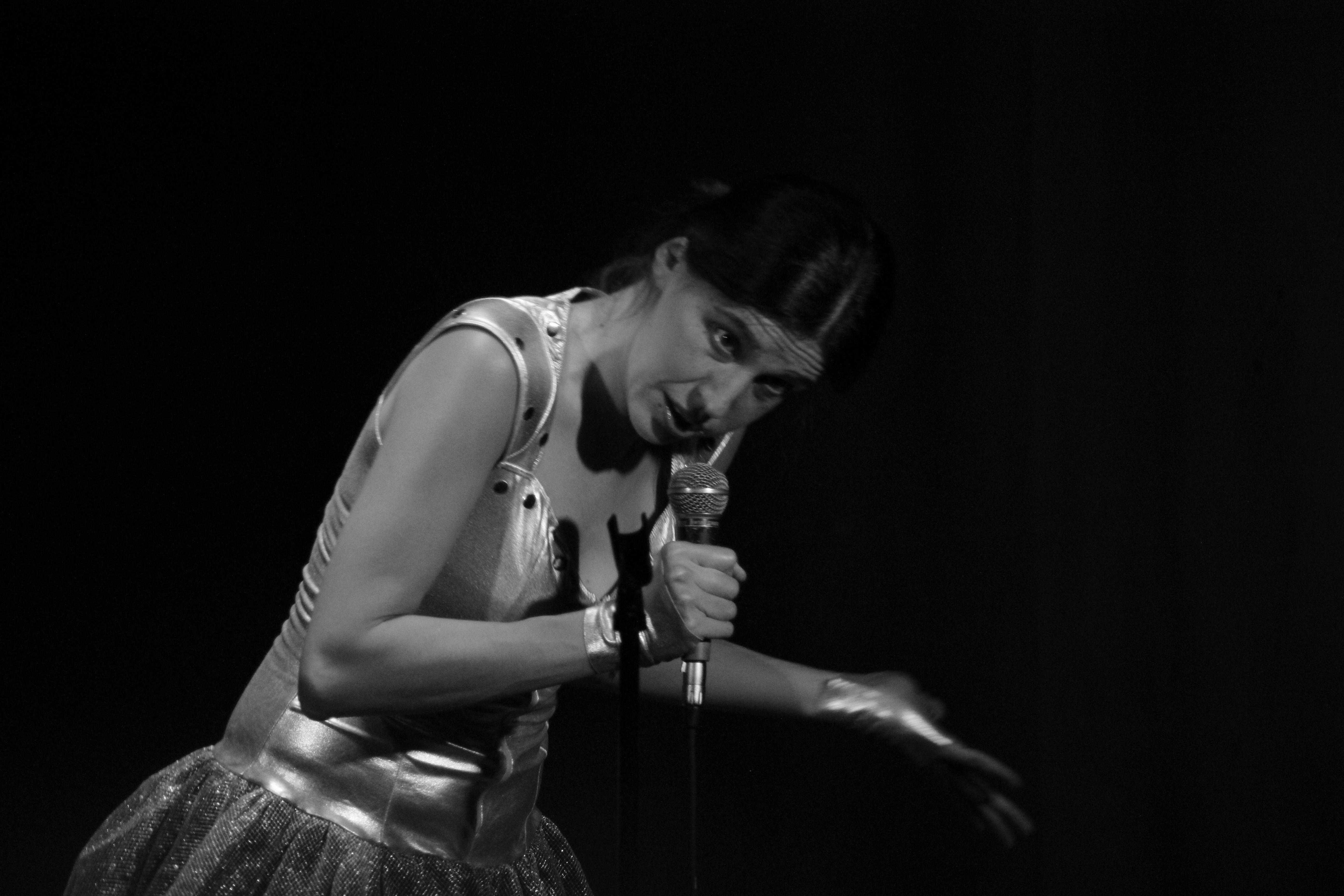 La Tin Woman 3