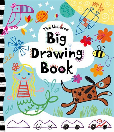 חוברת ציור לילדים - ספר הציור הגדול