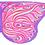 Thumbnail: כנפי פרפר פנטזיה ורודה