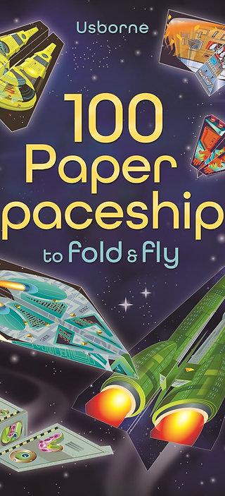 100 מטוסי נייר - חלליות