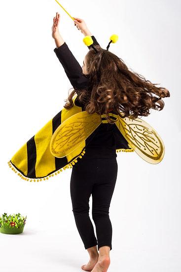 תחפושת דבורה לילדות