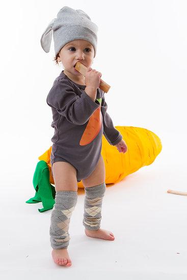 בגד גוף ארנב לתינוקות
