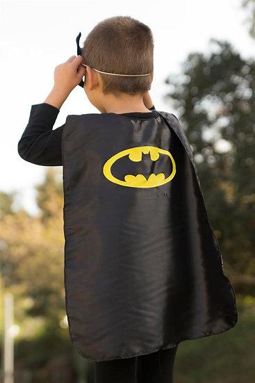 גלימת באטמן לילדים