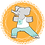 Thumbnail: כרית פייטים מאויירת על ידי אילת בר נוי -פיל יוגה
