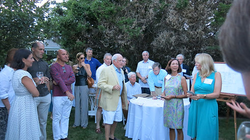 Bellport Village Program Fund Party