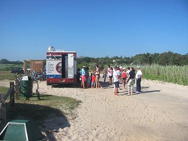 Bellport Village Program Fund Mothers Beach Unveiling