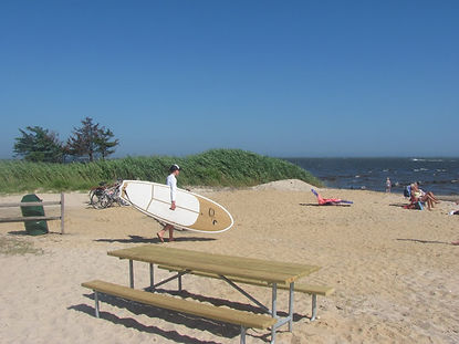 Bellport Village Program Fund Beach Renovation