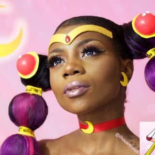 DIY Sailor Moon Costume Video