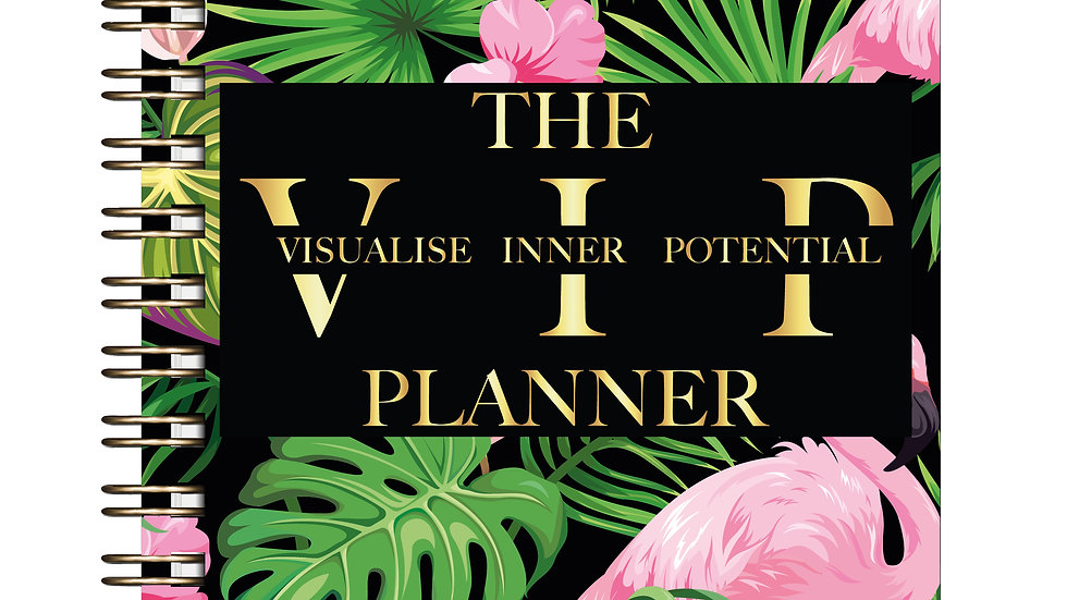 The VIP Planner (Patterned)