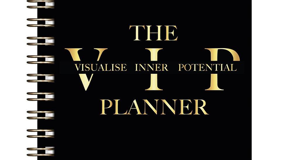 The VIP Planner (Black)