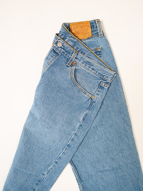 LEVI'S 501 MADE IN THE USA