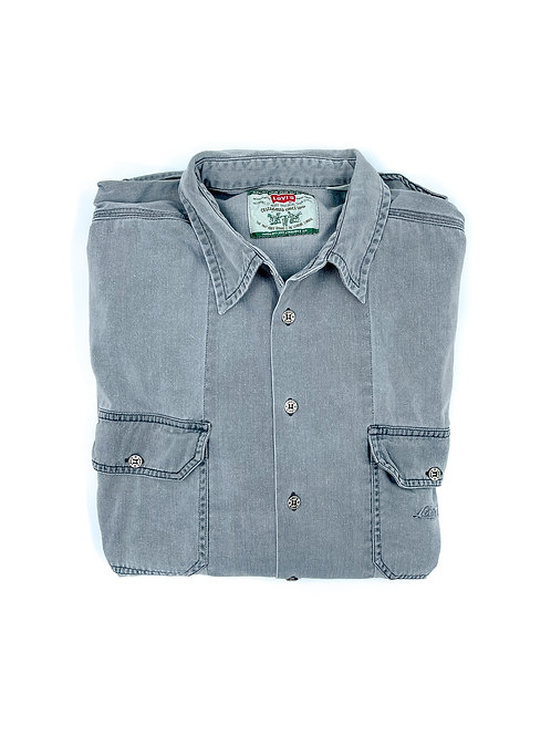 LEVI'S SHORT SLEEVED OVERSHIRT