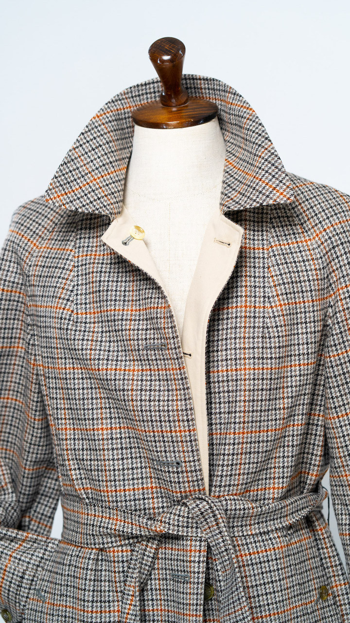Burberry reversible vintage trenchcoat