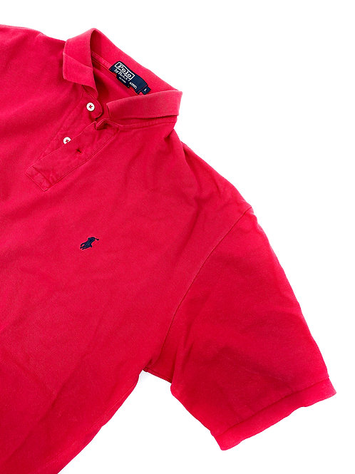 RED RALPH LAUREN POLO