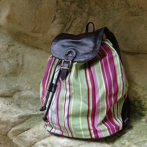 Le sac à dos d'été