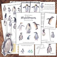 Playful Penguins Bundle