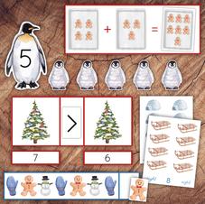 Winter Wonderland Math Bundle