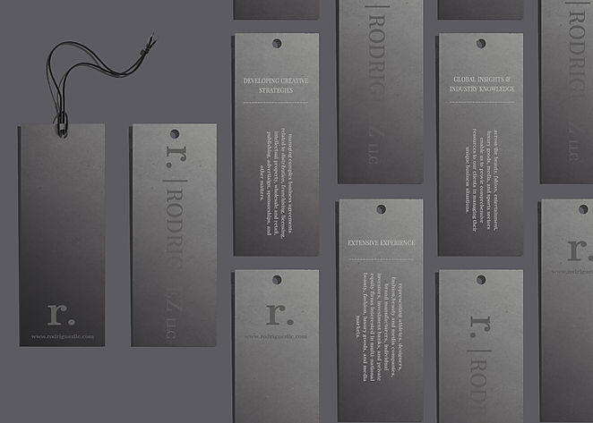 Image of hang tags
