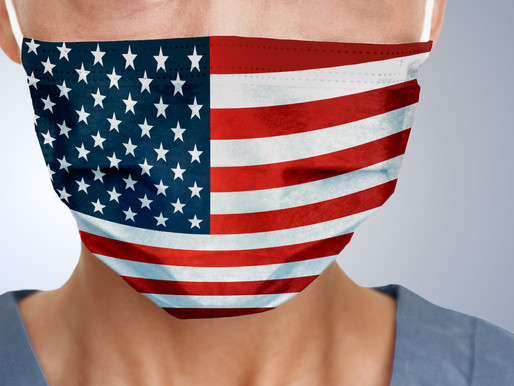 America is running short on masks, gowns and gloves. Again.