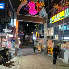 An unprecedented scene in Harajuku