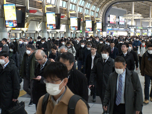 Tokyo may have developed herd immunity against Covid-19