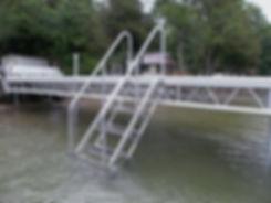 Naylor Docks boat dock boat lift