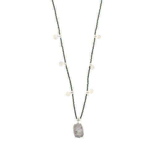 Charming Labradorite Necklace