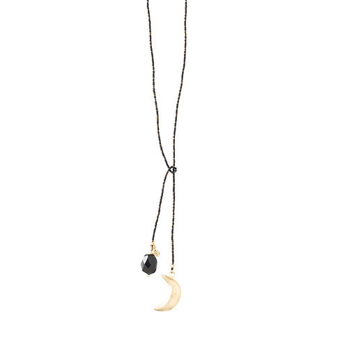 Nova Black Onyx Necklace