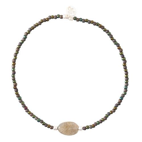 Winter Labradorite Bracelet