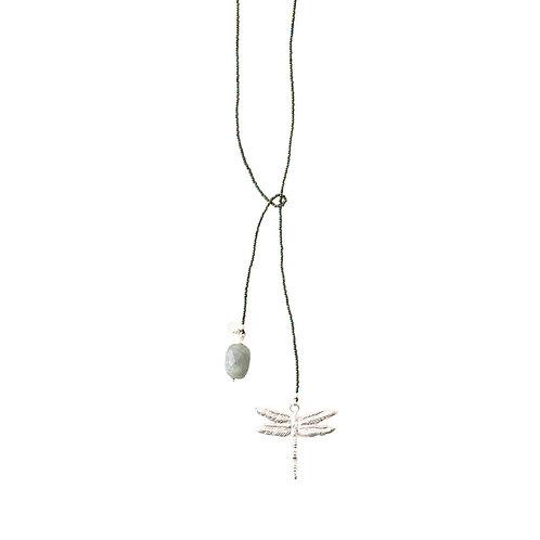 Nova Labradorite Necklace
