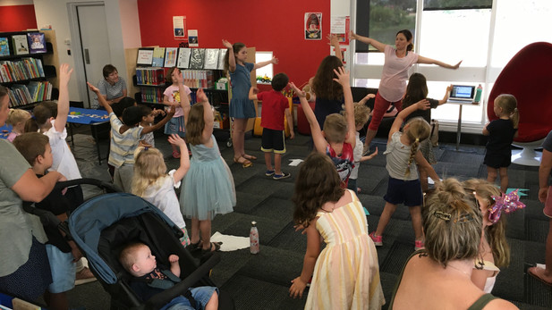 Dance Classes for Young People