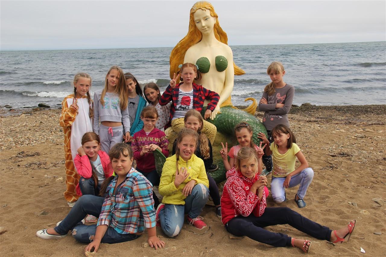 Детский лагерь Юнга Приморский край Приморье 7797