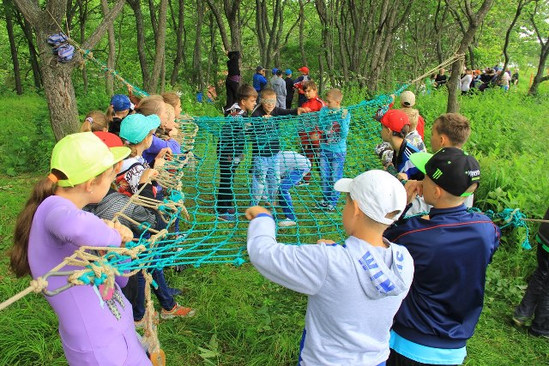 Юнга Детский Лагерь Владивосток Приморье