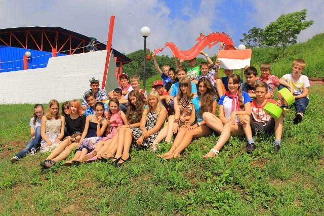 Юнга Детский  Летний Лагерь Владивосток.