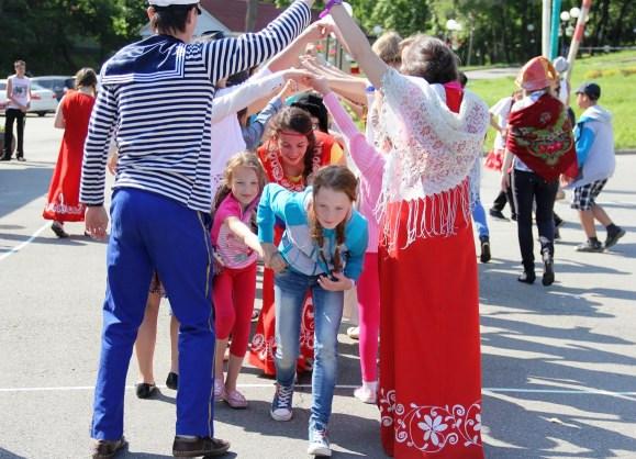 Юнга Детский  Летний Лагерь Владивосток