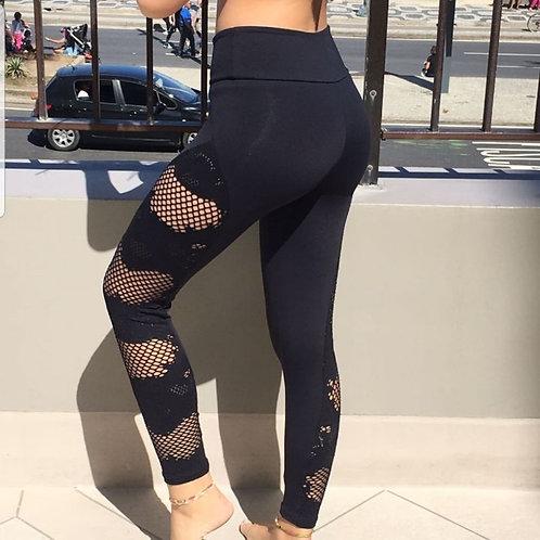 Legging com renda/ Lace legging