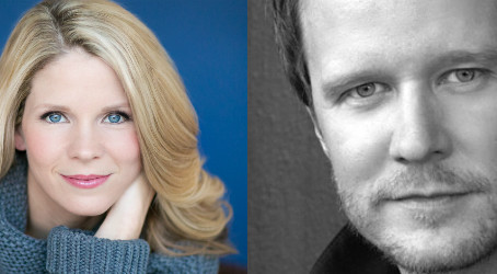 We're So in Love! Kelli O'Hara and Will Chase to Star in Roundabout's KISS ME, KATE Bene